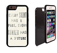 Every Saint Design 2 in 1 Hybrid Armor Full-Body Dual Layer Shock-Protector Slim Case for iPhone 6 Plus