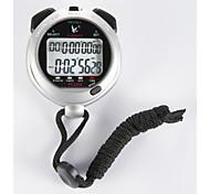eletrônico cronômetro 2230 duplo 30 memória movimento cronômetro cronômetro
