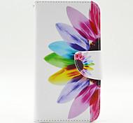 Sonnenblumenmuster die innen lackiert Karten für Samsung-Galaxie s5