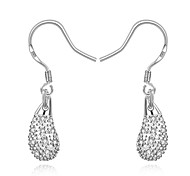 Women's Gorgeous Orchid 925 Silver Plated Earrings