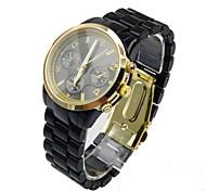 Ladies Mens Unisex Watches Quartz Stainless Steel Analog Silver Wrist Watch New