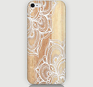 White Celadon Pattern Phone Case Back Cover Case for iPhone6 Case