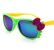 Sunglasses Boy / Girl / Kids's Classic Hiking Yellow / Purple / Blue / Green Sunglasses Full-Rim