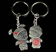 Alloy Costume The Child Men And Women Lovers Key Chain