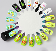 Lovely Fruit Nail Stickers