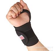 A Leather Wrist Strap