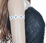 Women's  Fashion Daisy White Lace  Bracelets