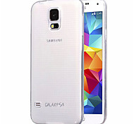 Import Silky TPU Material Package Design for Samsung S5/ I9600 (Assorted Colors)