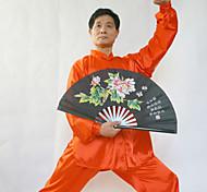 Imitated Silk  Chinese Kongfu -Taichi shadowboxing suit