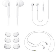 BIG D Classic 3.5mm In-Ear Earphones with  Mic Line Control for Samsung S3/S4/S5/Note 3/Note 4/S6/S6 Edge