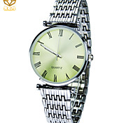 Men's Round  Dial Casual  Watch Alloy Strap  Japanese Quartz Watch Wrist Watch (Assorted Colors)