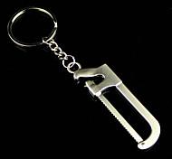 Alloy Mini Saw Key Chain