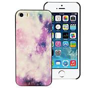 Golden Stripe Design Aluminum Hard Case for iPhone 5C