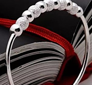 bracelets manchettes bracelet en argent sterling mariage / fête / bijoux quotidienne
