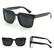 Sunglasses Women's Modern / Fashion Square Black / Leopard Sunglasses Full-Rim