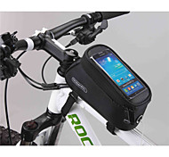 Bike Bag 1.8LBike Frame Bag / Cell Phone Bag Multifunctional / Touch Screen Bicycle Bag PVC / 600D Polyester / Tactel Cycle BagSamsung