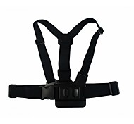 A model: Chest Body Strap For GoPro Hero 3+/3/2/1, without 3-way Adjustment Base, Shape the Same as Original One