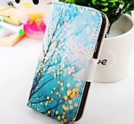 Colour The Trees Pu Leather Case for Samsung Galaxy S2  I9100