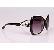 Lureme®Fashion Women's Leopard Uv Radiation Sunglasses