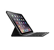 DGZ Bluetooth Keyboard PU Leather Case Cover W Removable Wireless aluminum Keyboard with back light which offer 6 color