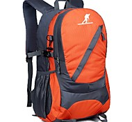 Clothin Outdoor Durability Shoulders Bag Rainproof Backpack(35L) Nylon