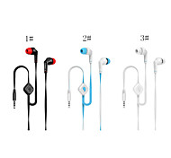 Classic Premium Earbuds Stereo Headphones Earphone Made for iPhone iPod iPad Android Smartphone Tablets MP3 Players