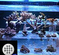 MORSEN® E27 12W 720-960LM 8White and 4Blue LED Aquarium Light Fishbowl Diving Lights(85-265V)