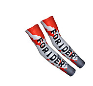 FORIDER® Men Riding Sunscreen Cuff Sleeve Sport Sleeves Armband Bicycle Cuff Sleeves
