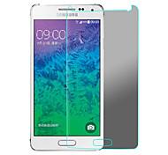 endurecido protector de pantalla de cristal para Samsung alfa (8508s)