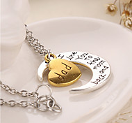 Fashion (Stem) As PictureAlloy Pendant Necklace(As Picture) (1 Pc)