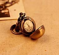 relógios keychain forma de bola de cadeia