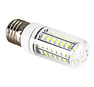 E14 / G9 / E26/E27 12W 56 SMD 5730 1200 LM Warm White / Cool White T LED Corn Lights AC 220-240 V