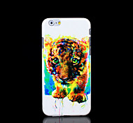 Leopard Pattern Cover for iPhone 6 Case