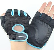 Veasaers Sport Fitness Gloves Breatheable Half Fingles Anti Skid Weight lifting Workout Multifunction Exercise Gloves
