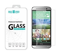 Magic Spider®0.2mm 2.5D Private Brand Damage Protection Tempered Glass Screen Protector for HTC One(M8)