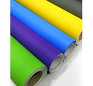 1.52M*1M Polymeric PVC Matte Chrome Vinyl Car Wraps Sticker Color Changing Car Sticker With Air Bubble Auto Accessories