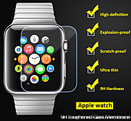 Beittal® 0.26 mm Rounded Edge Transparent 9H Toughened Glass Membrane Screen Protector for Apple watch / i watch (38mm)