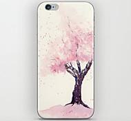 pink cherry tree Muster zurück Fall für iPhone 5/5 s