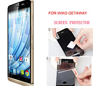 High Quality High Definition Screen Protector for Wiko Getaway