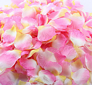 100 pcs Artificial Rose Petal for Decoration Party Wedding