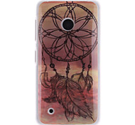 Windbell Design TPU IMD Soft Cover for Nokia Lumia N530