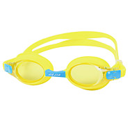 JIE JIA Children Anti - Fog Swimming Goggles J2670-3 (Yellow)