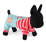 Dog Shirt / T-Shirt / Pants Blue / Pink / Yellow Summer Animal / Cartoon Cosplay / winnie the pooh