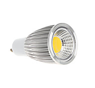 Focos LED Regulable Bestlighting MR16 GU10 9W 1 COB 750-800 LM Blanco Cálido / Blanco Fresco AC 100-240 / AC 110-130 V 1 pieza