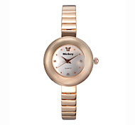 Women Assorted Colors High Quality Mini Case And Band Analog Japan Quartz Movement Wristwatches