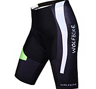 Men's Summer Bike Cycling Quick Dry Breathable Shorts with Professional 3D Gel Padded
