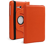 Rotating Litchi Grain Leather   360 Rotating Leather Case For Samsung Galaxy Tab 3 10.1 (P5200/P5210) (Assorted Colors)