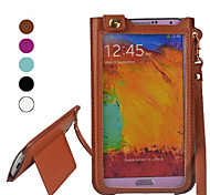 Touch screen Band Wide Bracket Case for Samsung Galaxy Note 3 (Assorted Colors)