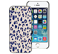 Pink Leopard Print Design Aluminum Hard Case for iPhone 5C