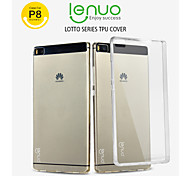 LENUO Lotto Series TPU Cover Case for HUAWEI Ascend P8